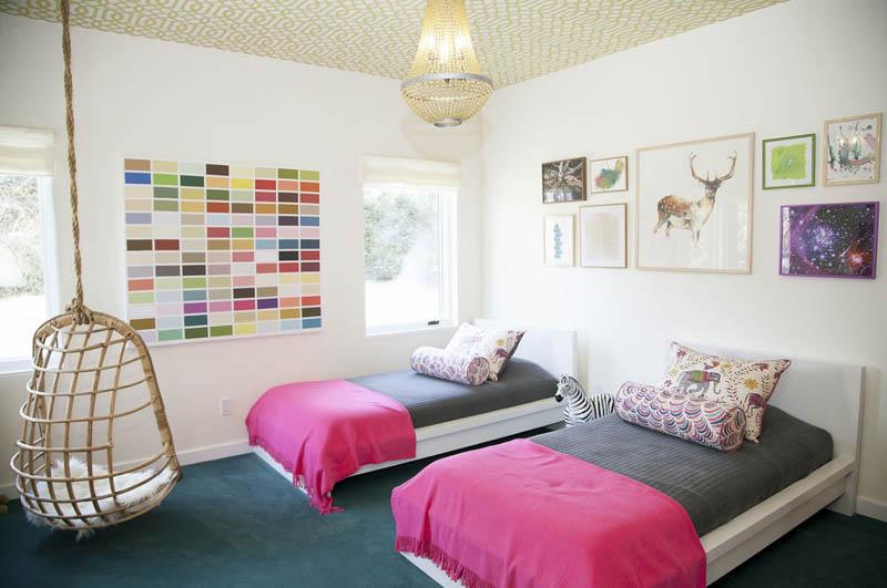 Детская комната с дизайн решением