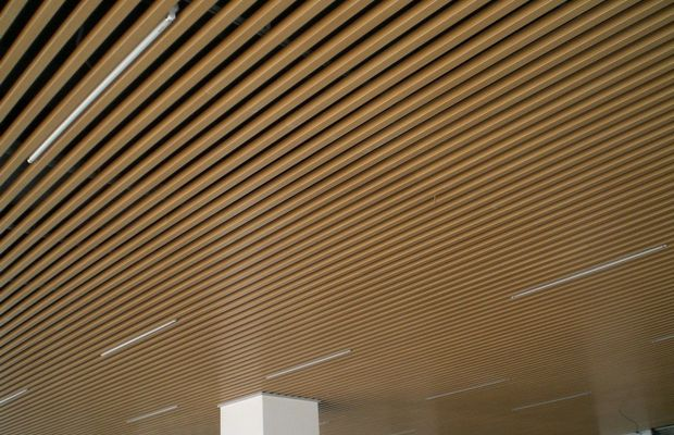 Кубота или кубообразный потолок