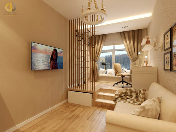 дизайн решение для кабинета