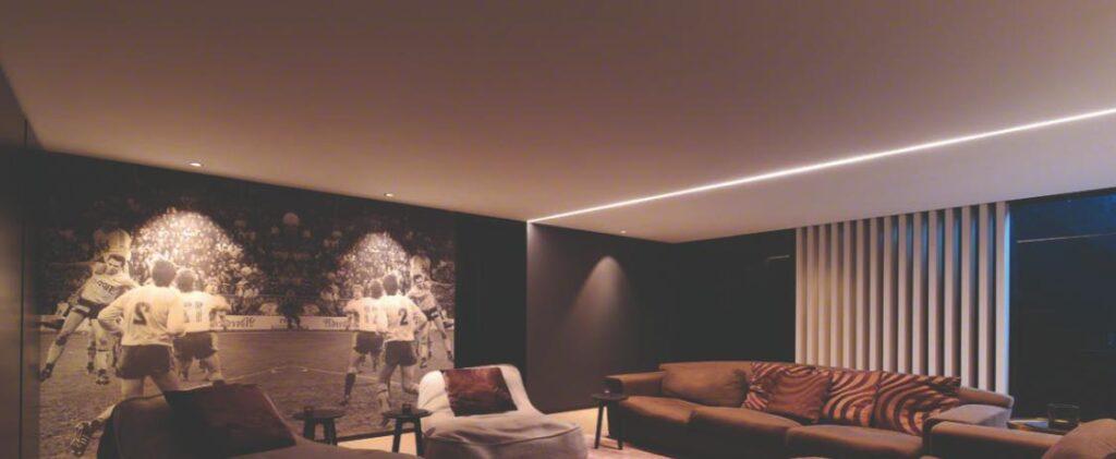 Освещение для комнат оттдыха