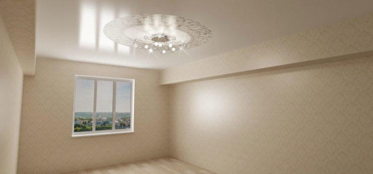 Красивая комната после ремонта