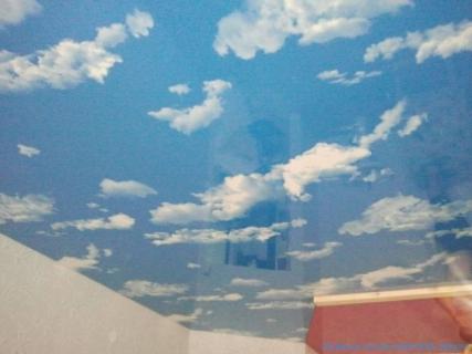 Небо на потолках