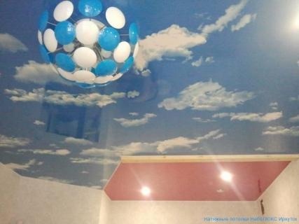 Подбор люстры для потолка