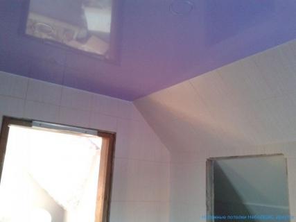 цветной вариант потолка