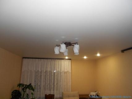 Подсветка зоны в комнате