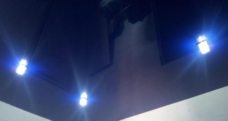 Натяжные потолки - как купить отличный ремонт!