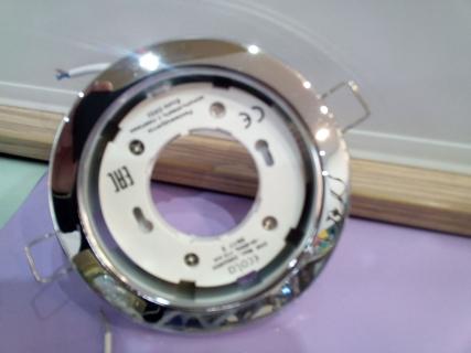 Светильник для натяжного потолка 3