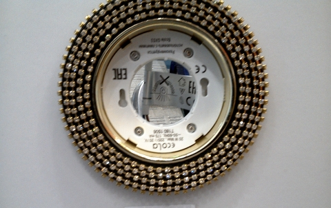 Светильник для натяжного потолка 11